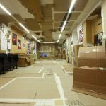 Anti Comic Logic; Installazione; Artelier Lugano; 2012